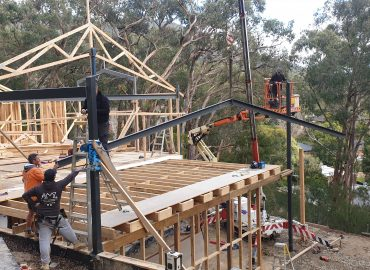 Structural Steel for Homes