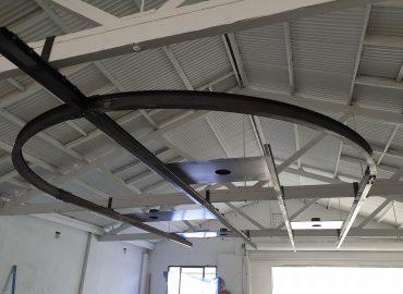 Installations by Hitech Steel