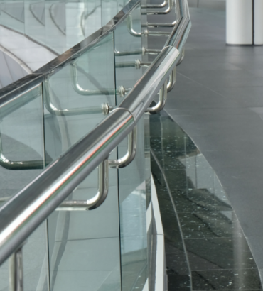 Stainless Steel Handrails in Melbourne
